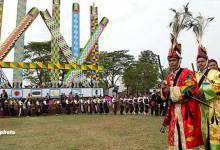 Khandu greets to Singpho community for Shapawng Yawng Manau Poi festival