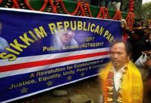 Jorethang- BK Rai Launches Sikkim Republican Party