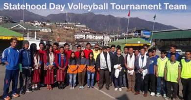 Tawang Celebrates Statehood Day