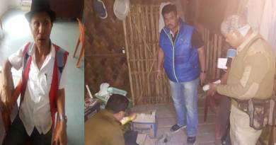 Dibrugarh- Police Nabbed Overground ULFA Activist