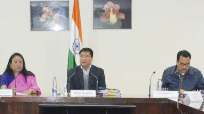 Arunachal Gov implemented e-Cabinet Solution