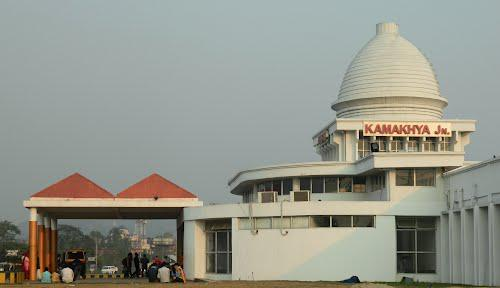 22 Station including Kamakhya will Redevelop
