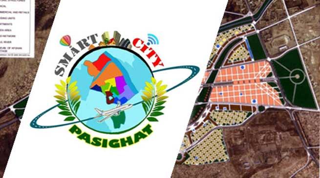 Arunachal- Pasighat Preparing for Smart City Challenge