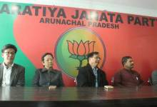 Photo of Arunachal- BJP Celebrates Samarpan Divas