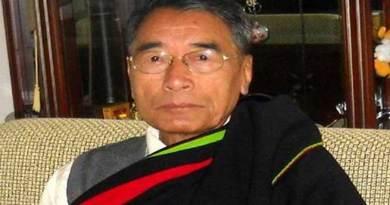 Shurhozelie Liezietsu elected as new CM of Nagaland