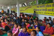 Photo of Kokrajhar- ABSU Indefinite Hunger Strike, Second day