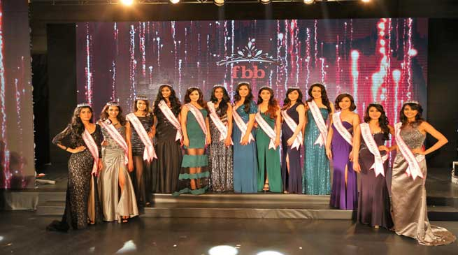 Femina Miss India 2017- Crowning result of NE States