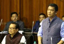 Arunachal- House Passes Motion of Thanks on Guv Address