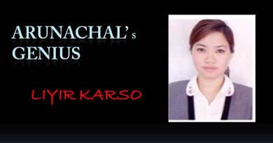 Liyir Karso- The Genius of Arunachal