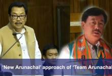 Photo of 'New Arunachal' approach of 'Team Arunachal'- Tapir Gao