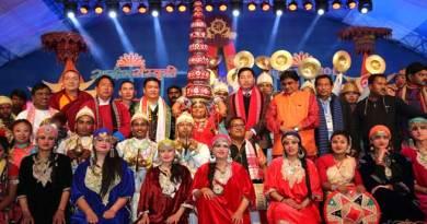 Tawang- Rashtriya Sanskriti Mahotsava begins