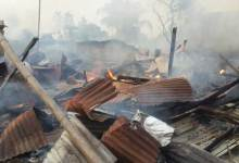 Photo of Dibrugarh- 20 Shops  Gutted in a Fire
