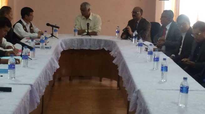 Manipur- UNC Lifts Economic Blockade from Tonight