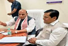 Photo of Sonowal discusses gamut of security and important issues with Rajnath