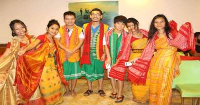 Bodos Celebrates Rongjali Bwisagu in Chennai