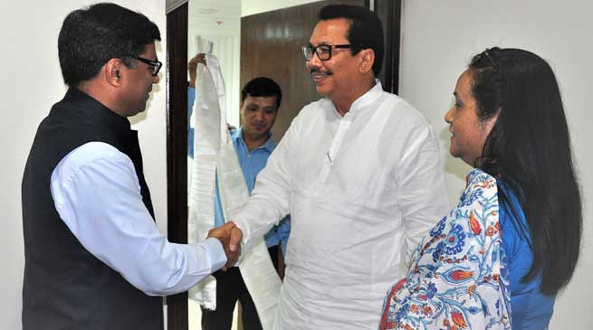 Border Trade and Cultural Exchange between Arunachal and Myanmar may begin soon