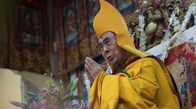 Dalai Lama Arunachal Visit- China warns for Necessary Measures