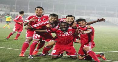 I-League lead scorer Dicka targets strong season finish for Lajong