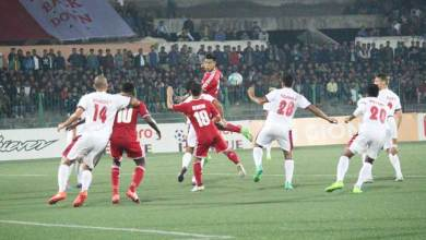 Photo of Match Report- Shillong Lajong FC draw against Mohun Bagan