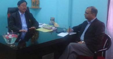 A Chat with Arunachal Pradesh's BJP president Tapir Gao