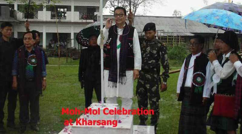 Chowna Mein called for cultural exchange between Eastern and Western Arunachal