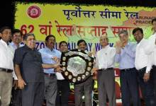 Photo of 62nd Railway Week Zonal Level Awards Ceremony held in NFR