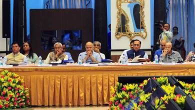 Photo of CM Khandu attends NITI Aayog Governing Council Meeting