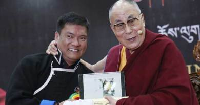"Tawang- Dalai Lama's Speech on ""Secular Ethics and Happiness"""