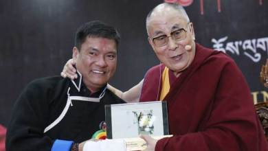 "Photo of Tawang- Dalai Lama's Speech on ""Secular Ethics and Happiness"""