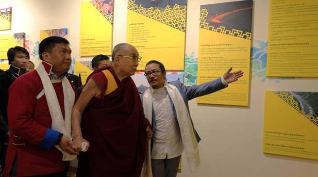 Tawang-Dalai Lama inaugurates Dorjee Khandu Memorial Museum