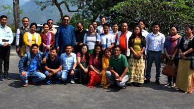 Photo of Dy CM Discuss Issues related to Itanagar – Banderdewa Four Lane Highway