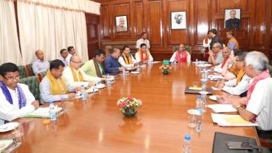 Photo of Tripartite talks with ABSU, Government committed to equal development of all communities: Rajnath Singh