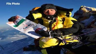 Photo of Arunachal- Anshu Jamsenpa scales Mount Everest for fourth time