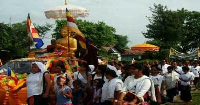 Itanagar - Theravada Buddhist Society Celebrates Buddha Jayanti
