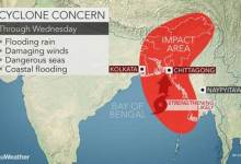 Cyclonic Storm Mora- Khandu appeals for precaution and preventive measures