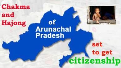 Photo of Chakma and Hajong of Arunachal set to get citizenship