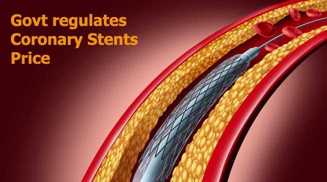 Govt regulates Coronary Stents Price- Khandu Welcomes