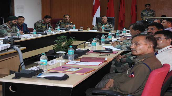 Tezpur- Elaborate exercise on disaster management