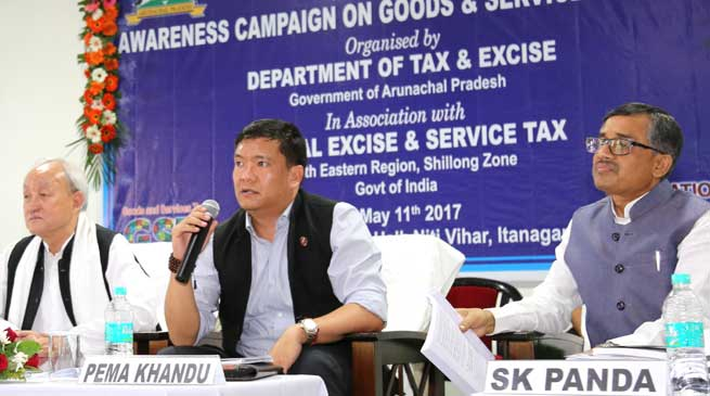 Tax and Excise dept organises awareness programme on GST