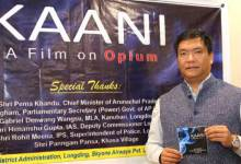 Photo of Khandu Release Documentary Film on Opium