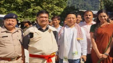 Photo of Khandu Sanction New PS for Thrizino with 49 manpower