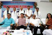 Arunachal- CM inducted Five new Parliamentary Secretaries