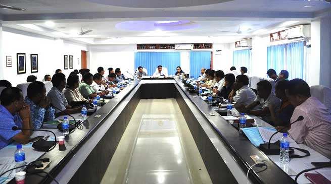 Rationalising the transfer and posting of teachers from June next
