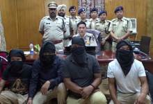 Photo of Arunachal Police busted Gang of four in Director of Audit & Pension attack case