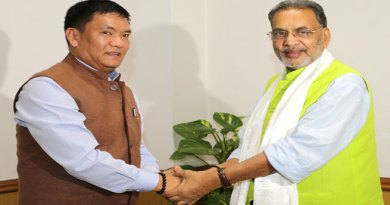 Khandu urged centre to set up Bamboo and Cofee Board in Arunachal