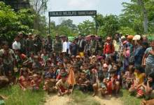 Photo of Assam Rifles Repatriates 338 Myanmar Refugees Back Home