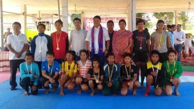 Photo of Kokrajhar- Wushu championship concludes