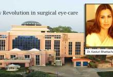 Photo of Dr Kasturi sets new revolution in surgical eye-care