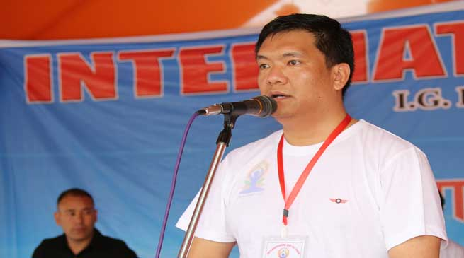 Khandu appeal the law makers not to interfere in transfer posting of teachers