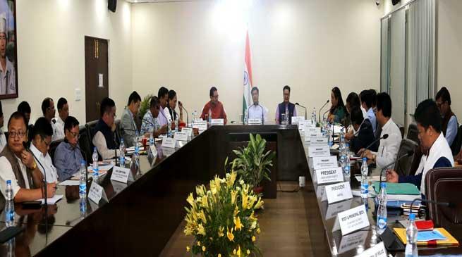Arunachal- Meet convened on Chakma - Hajong refugee issue